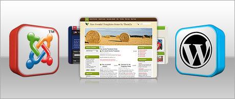 Free web site templates